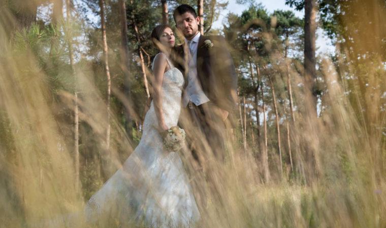 foto matrimonio natura