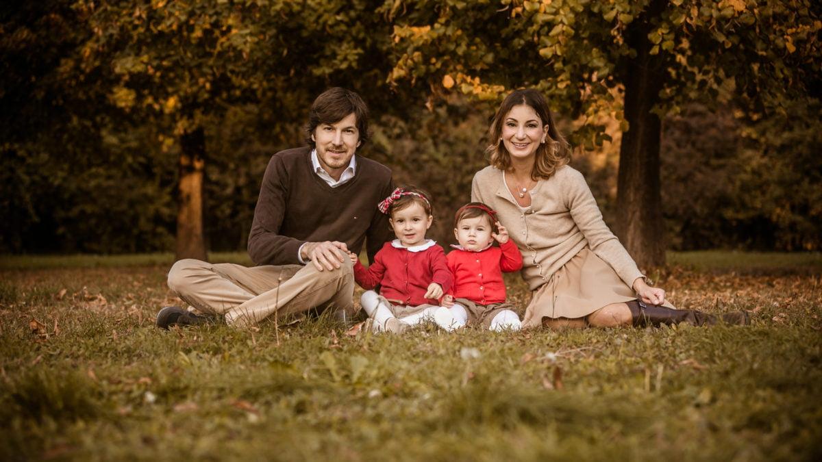 abbigliamento coordinato famiglia servizio fotografico