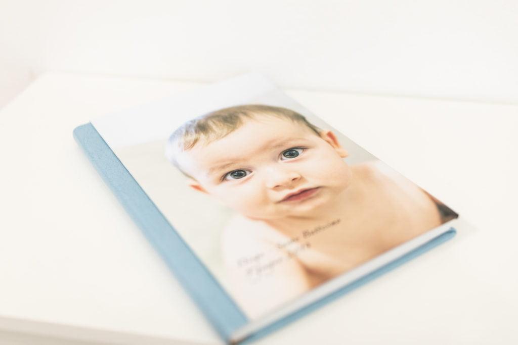 album foto neonati battesimo