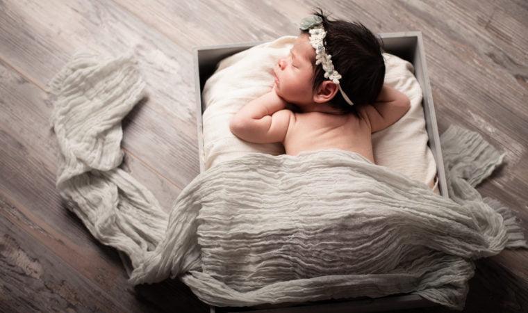 Foto di maternità e newborn