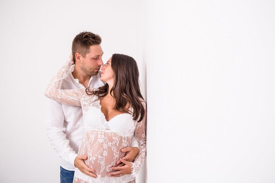 foto gravidanza coppia
