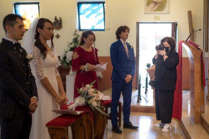servizio fotografico matrimonio coronavirus