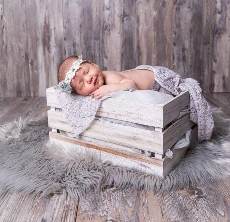 set fotografico neonati