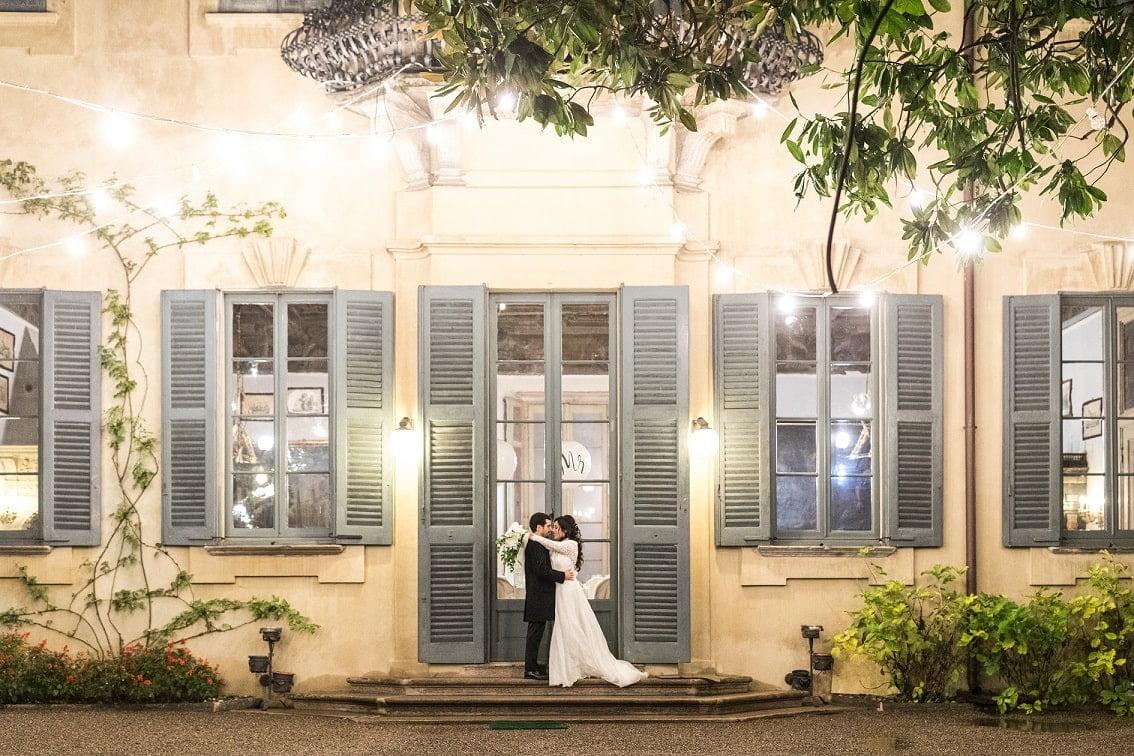 sposarsi a milano villa scheibler