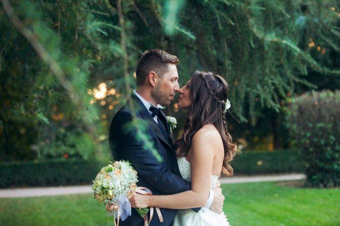stefania luca matrimonio milano